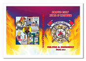 Fire Safety Book Covers
