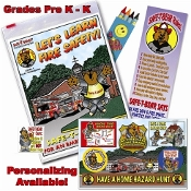 Classroom School Kits Fire Safety