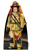 Fire Fighter Photo Prop