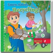 Learn About Recycling Story Book