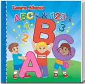 Learn About ABC's Story Book