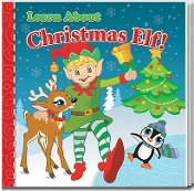 Learn About Christmas Elf Story Book