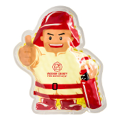 Fireman Hot/Cold Pack
