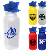 20oz Police Hat Water Bottles