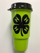 4-H Thermal Mug 16oz