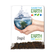 Earth Day Themed Seed Packs
