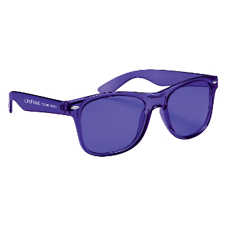 Translucent Malibu Sunglasses