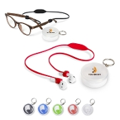 Earbud & Eyewear Leash